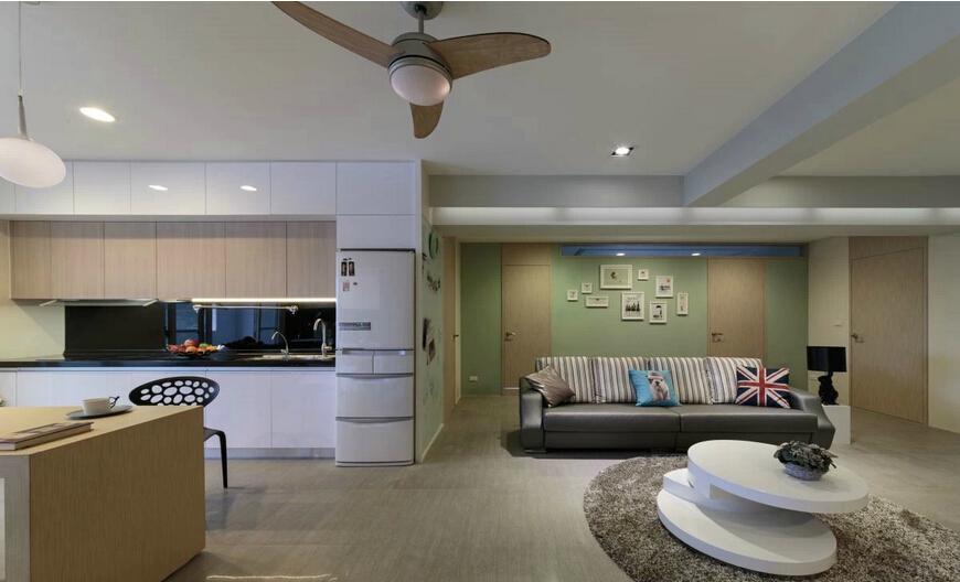 简约 白领 小资 二居 厨房图片来自北京装修设计o在现代简约葛洲坝•紫郡府128平米的分享