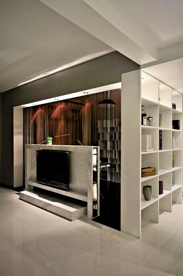 保利心语 120平米 现代简约 客厅图片来自cdxblzs在保利心语 120平米 现代简约的分享