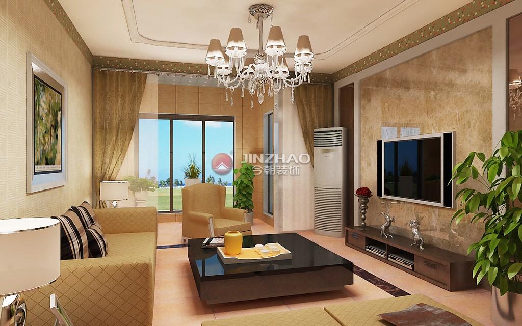 三居 客厅图片来自152xxxx4841在首开国风上观的分享