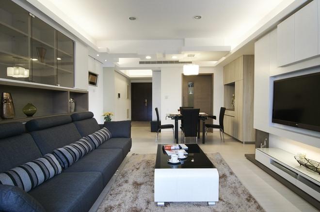 二居 简约 白领 80后 客厅图片来自天津都市新居装饰有限公司在红桥水西园 现代 都市新居的分享