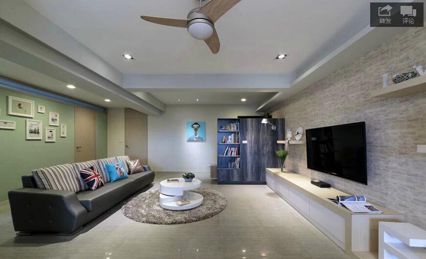 简约 白领 小资 二居 客厅图片来自北京装修设计o在现代简约葛洲坝•紫郡府128平米的分享