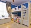 儿童房设计效果