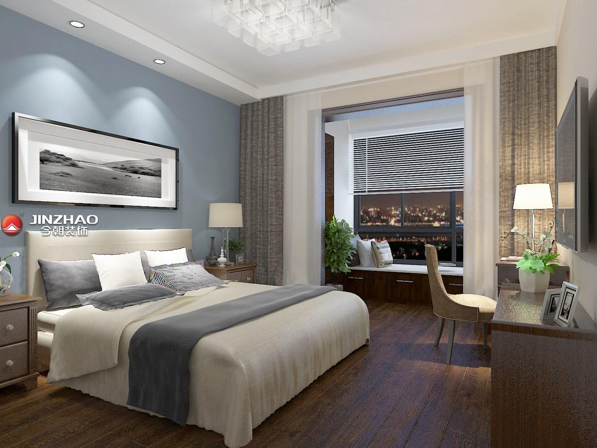 二居 卧室图片来自152xxxx4841在坤泽十里城 92的分享