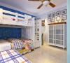 儿童房的设计效果