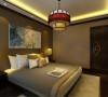 整个空间以黄、棕色调的设计风格为主调,暖黄以及深木色、棕色的的的色彩是中式的基本特点。同其他的风格流派不一样的是,中式风格结合了中国古典色彩及古典装饰。