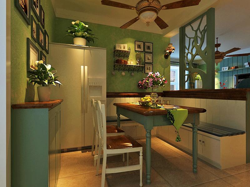 田园 三居 餐厅图片来自城市人家石家庄店在翰林观天下美式田园风格三室两卫的分享