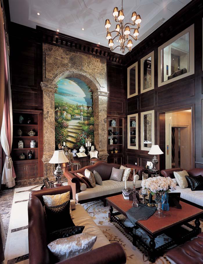 客厅图片来自斯斯98在享受贵族的法式的分享