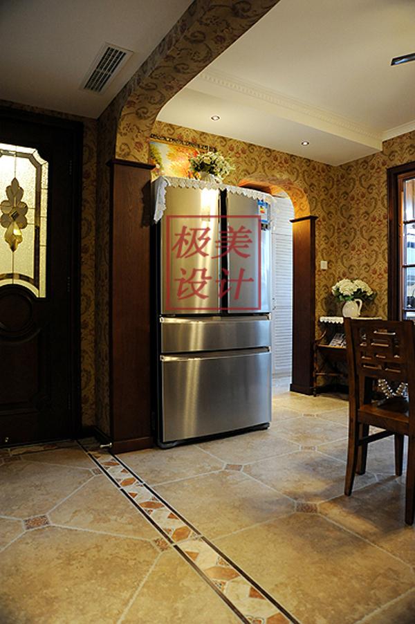 三居 田园 餐厅图片来自徐春龙设计师在花花世界的分享