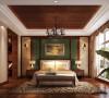 潮白河东南亚风格联排别墅