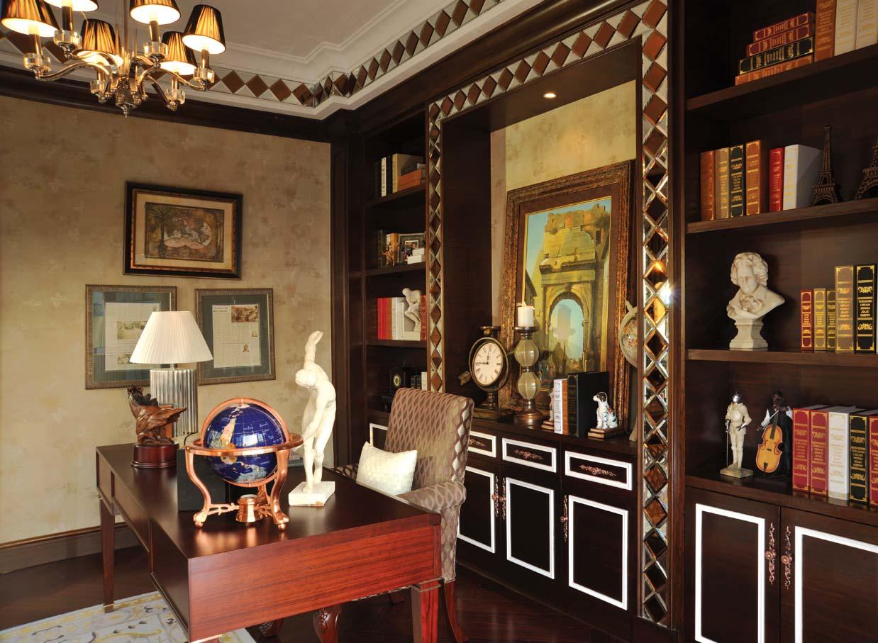 书房图片来自斯斯98在享受贵族的法式的分享