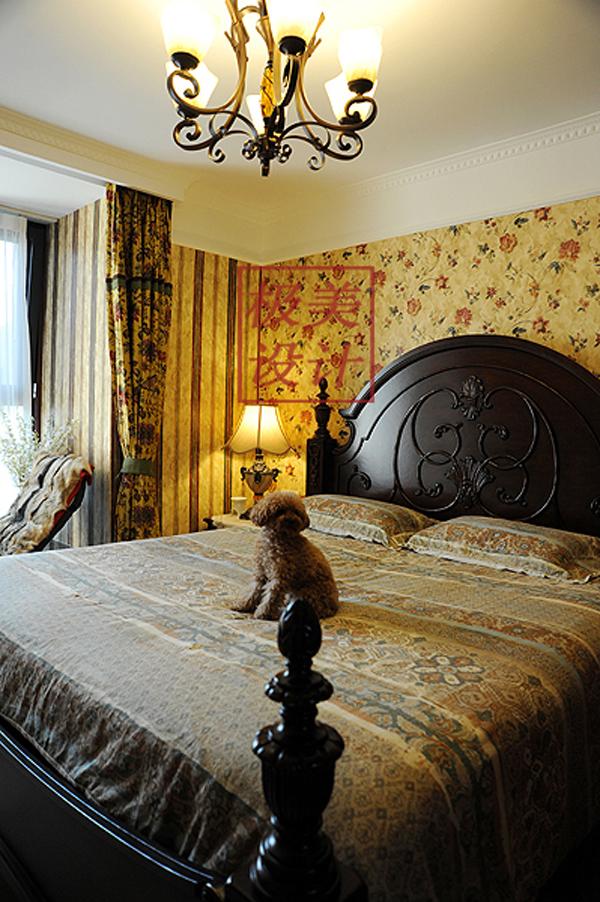 三居 田园 卧室图片来自徐春龙设计师在花花世界的分享