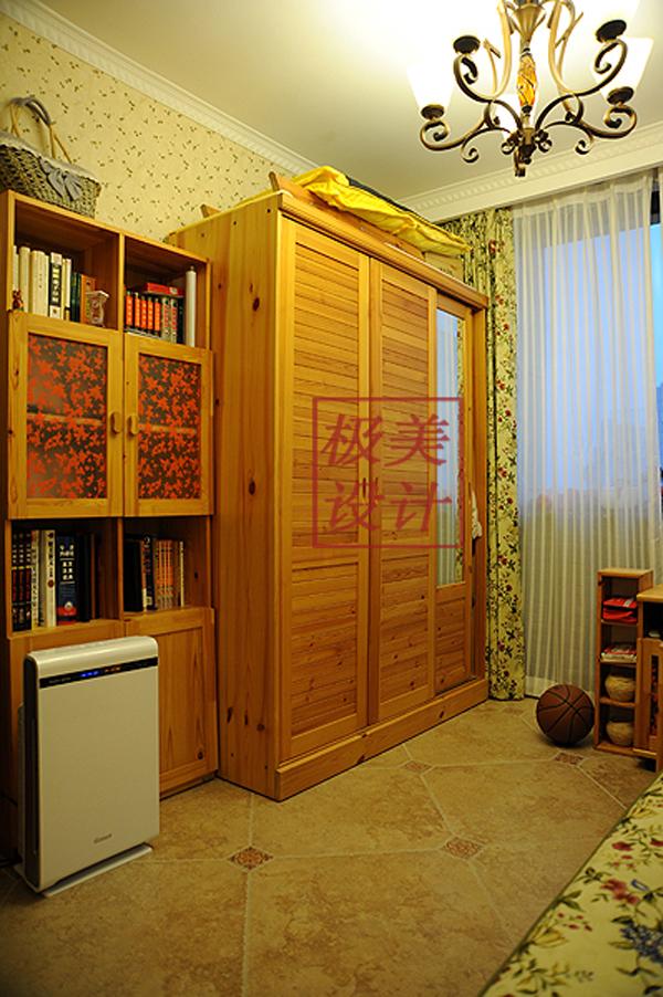 三居 田园 儿童房图片来自徐春龙设计师在花花世界的分享