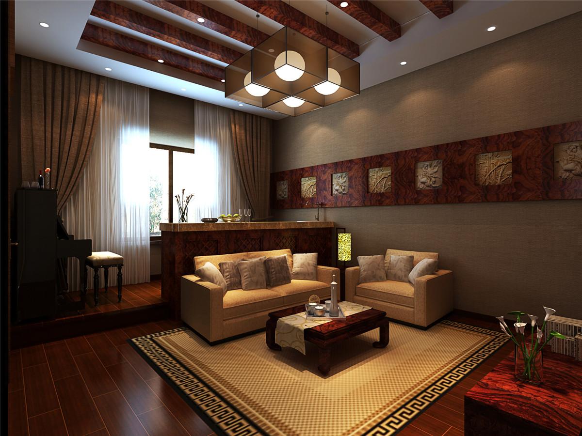 中式风格 别墅 新房装修 其他图片来自实创装饰上海公司在中式风格别墅装修效果图的分享