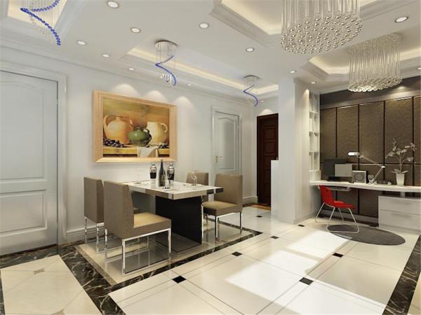 智造创想城现代风格追求时尚与潮流,非常注重居室空间布局与使用功能的完美结合。简约主义风格的特色是将设计的元素、色彩、照明、原材料简化到最少的程度,但对色彩、材料的质感要求很高。