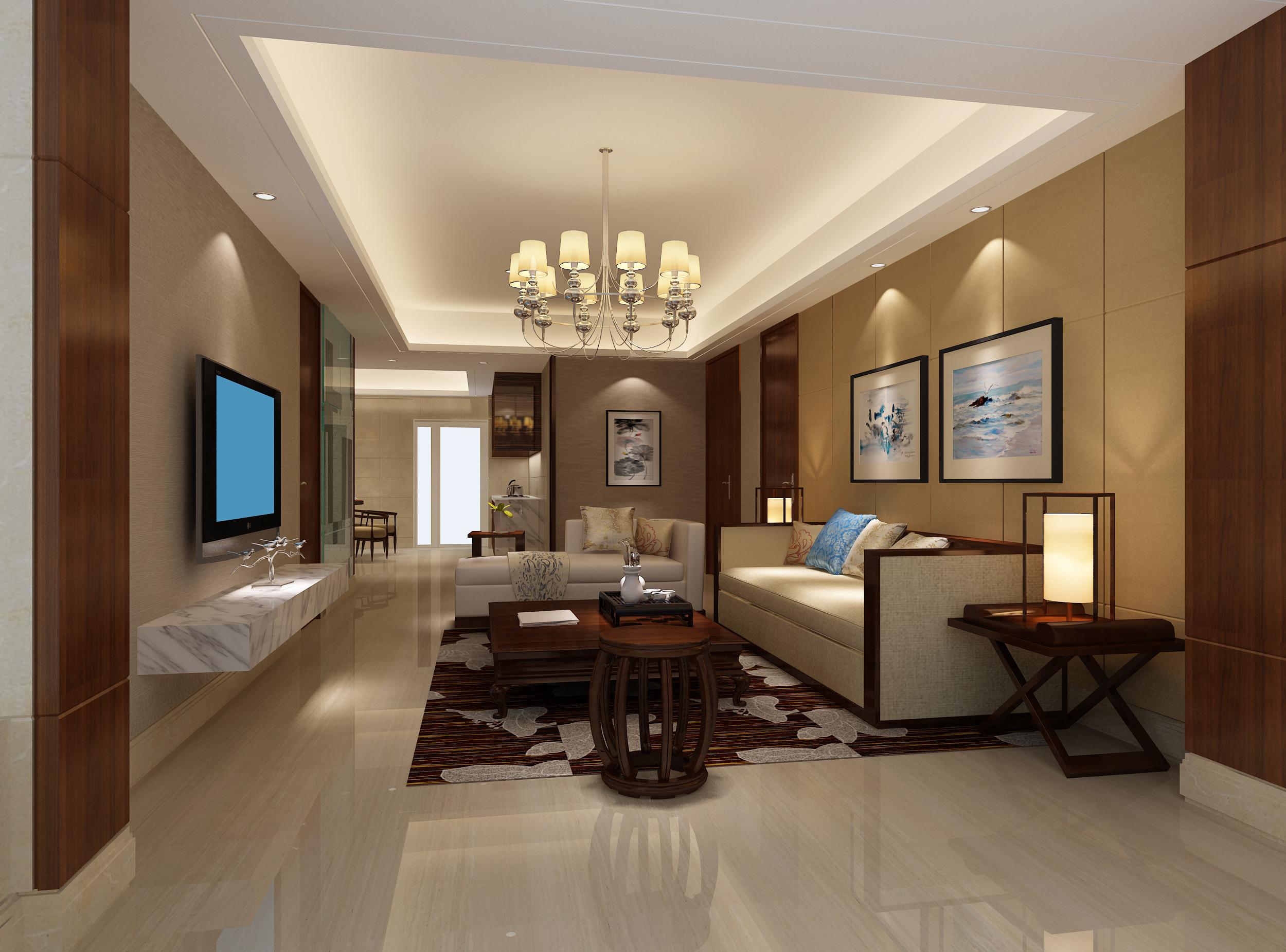 提拉米苏 中式 客厅 客厅图片来自北京合建装饰单聪聪在提拉米苏的分享