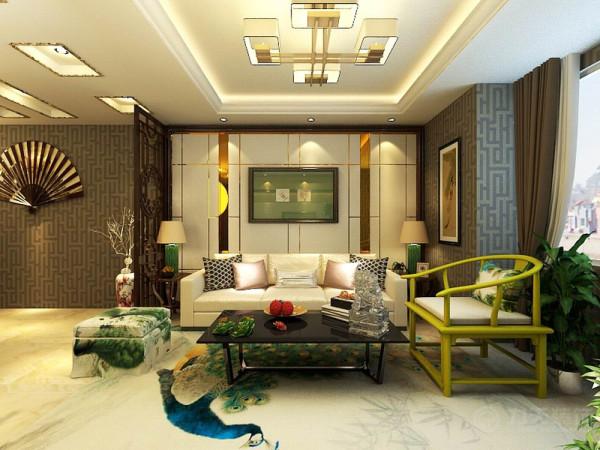 本方案采用的是中式风格的元素,中国传统的室内设计融合了庄重与优雅双重气质,把传统的结构形式通过重新的设计组合以另一种民族特色的标志符号出现。