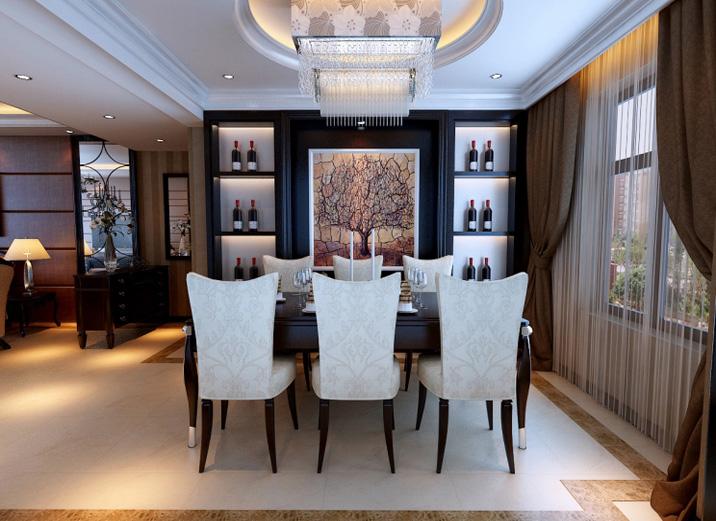 三居 80后 小资 简约 宜家 温馨 餐厅图片来自实创装饰都琳在山水文园-三居士-现代简约风格的分享