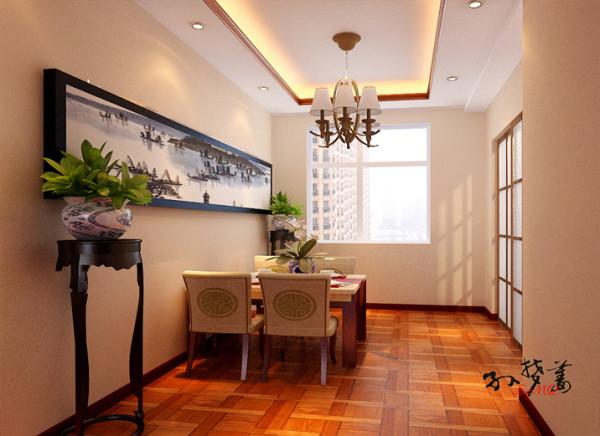 通过提取传统家居的精华元素和生活符号进程合理的搭配、布局,在整体的家居设计中既有中式家居的传统韵味又更多的符合了现代人居住的生活特点,让古典与现代完美结合,传统与时尚并存。