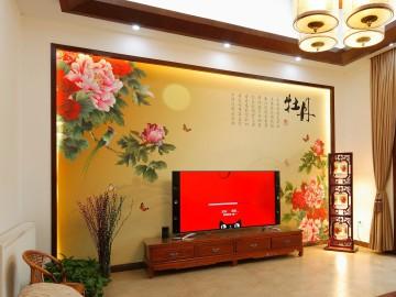 千年美丽240平中式风格别墅