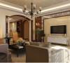 橄榄城伍号院130平欧式风格