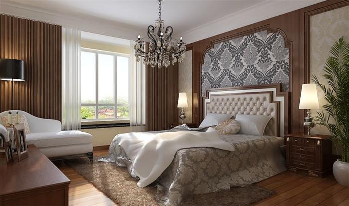 卧室图片来自美巢装饰在橄榄城伍号院130平欧式风格的分享