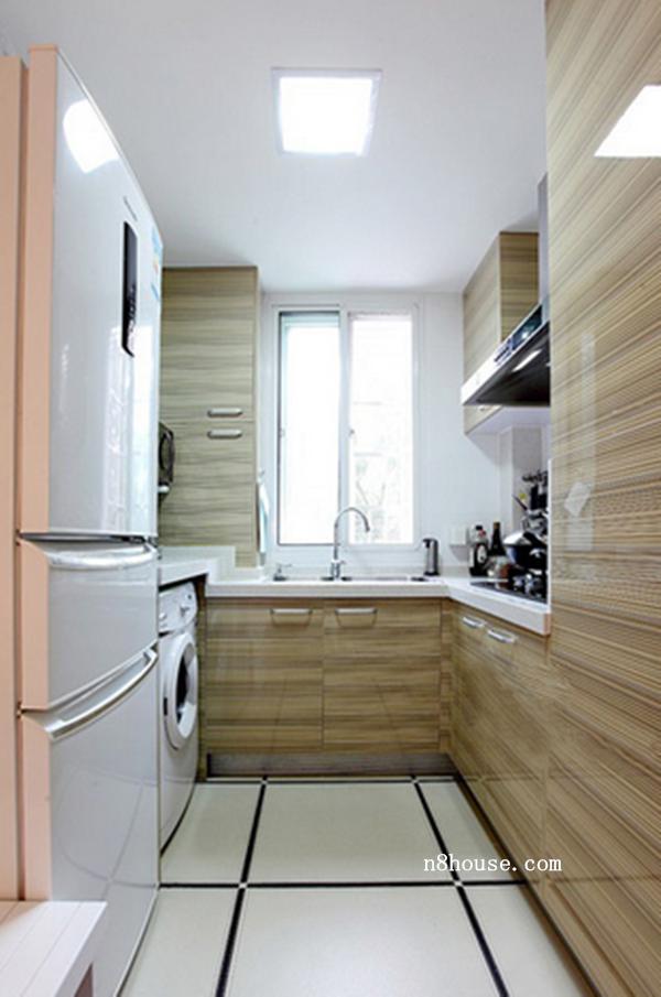 混搭 简约 创意 二居 厨房 厨房图片来自泥巴公社设计师李轶在混搭格调 彩绘空间的分享