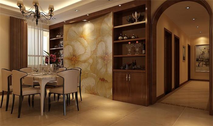 餐厅图片来自美巢装饰在橄榄城伍号院130平欧式风格的分享