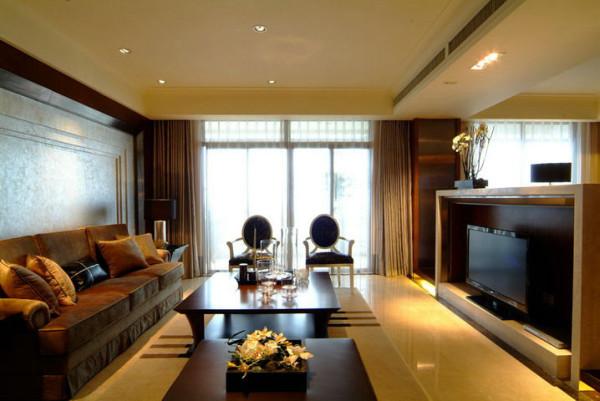 望江橡树林 120平米 现代简约 三室