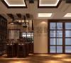 成都高度国际装饰设计-餐厅