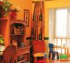 天府家园 160平米 美式乡村 五室