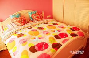 地中海 浪漫 二居 公主房 卧室图片来自泥巴公社设计师肖勇在地中海 银盆岭社区的分享