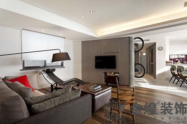 简约 白领 小资 三居 客厅图片来自金煌装饰_小关在南宁恒大绿洲 现代简约风格的分享