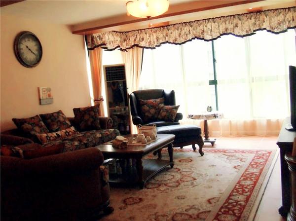 混搭 别墅 白领 80后 小资 阳台图片来自长沙金煌装饰在星城世家160平米四房两厅的分享