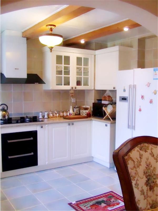混搭 别墅 白领 80后 小资 厨房图片来自长沙金煌装饰在星城世家160平米四房两厅的分享