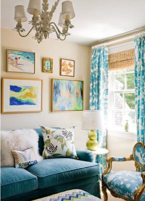 地中海 公寓 今朝装饰 白领 旧房改造 80后 阳台图片来自今朝装饰老房装修通王在海洋般的小公寓让人乐此不疲的分享