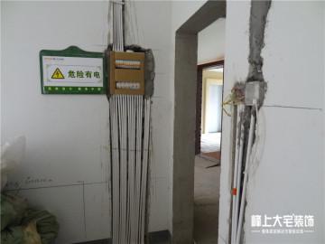 中隆国际御玺水电改造