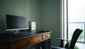 简约 美式 清新 质感 舒适 书房图片来自佰辰生活装饰在137平质感简约美式心窝的分享