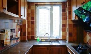 简约 美式 清新 质感 舒适 厨房图片来自佰辰生活装饰在137平质感简约美式心窝的分享