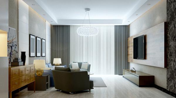 合肥家装首选川豪装饰。设计理念:室内墙面、地面、顶棚以及家具陈设乃至灯具器皿等均以简洁的造型、纯洁的质地、精细的工艺进行呈现。线条简单,设计独特甚至是极富创意。