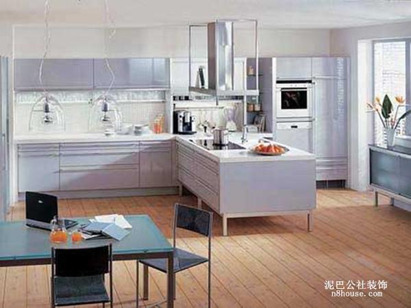 现代 城市 简约 二居 厨房 厨房图片来自泥巴公社设计师黄雅君在现代 华韵城市风情的分享