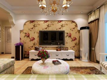 九龙城两室装修-享受自由田园风