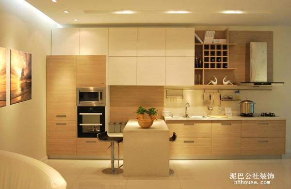 现代 时尚 简约 二居 厨房 厨房图片来自泥巴公社设计师戴鲁君缘在现代时尚 湘江北尚的分享