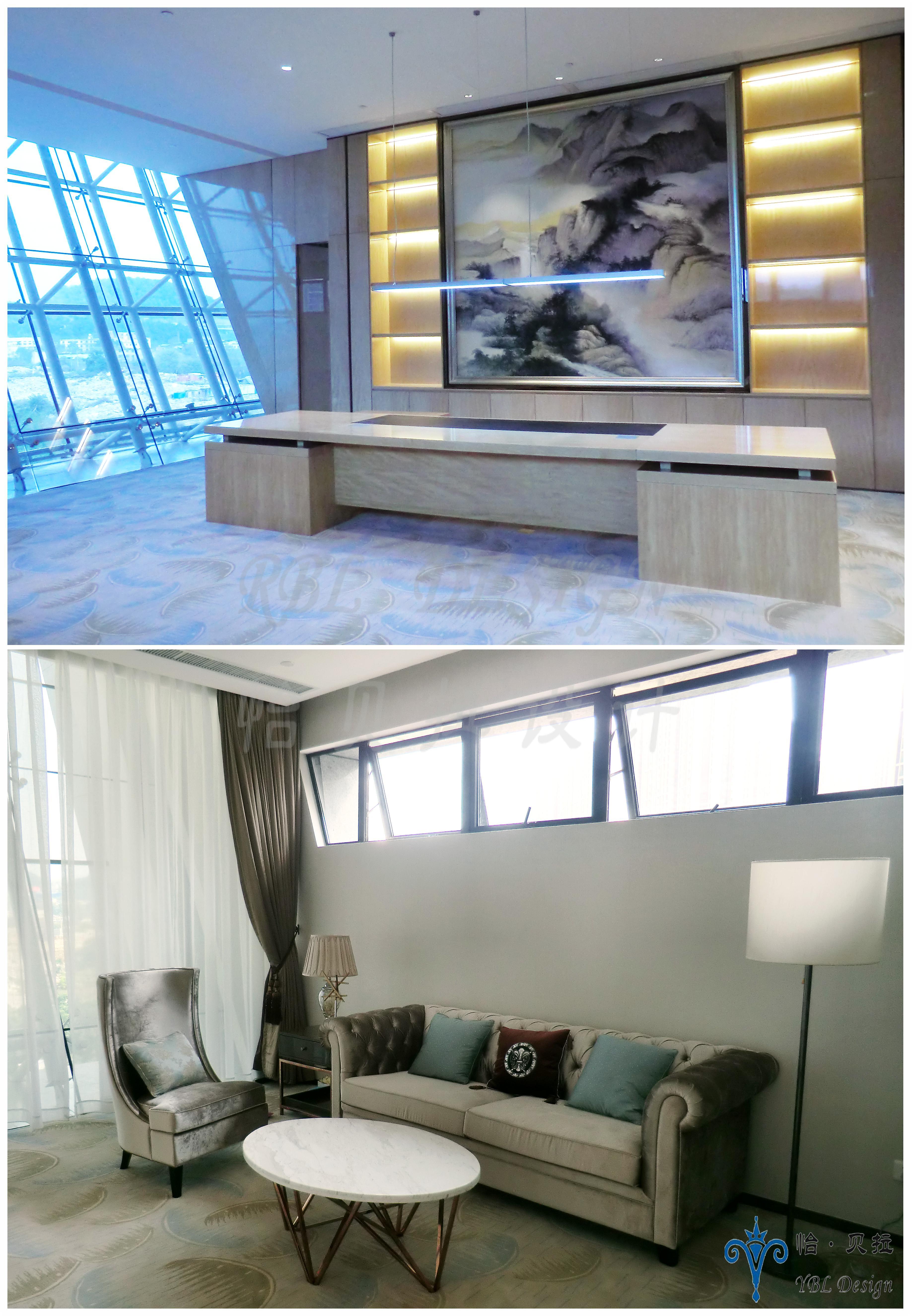 欧式 其他图片来自广州怡贝拉装饰工程在贵阳国际金融销售体验中心的分享