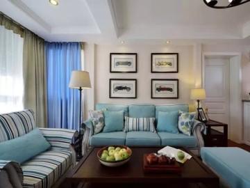 现代简约-三居室装修设计