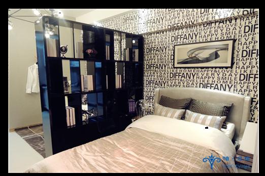 简约 小资 收纳 白领 卧室图片来自广州怡贝拉装饰工程在佛山长信东海银湾公寓V座的分享