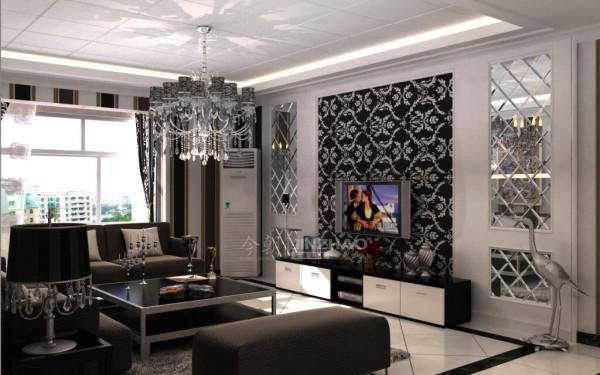 客厅:无论是家具还是配饰均以其优雅、唯美的姿态,平和而富有内涵的气韵,