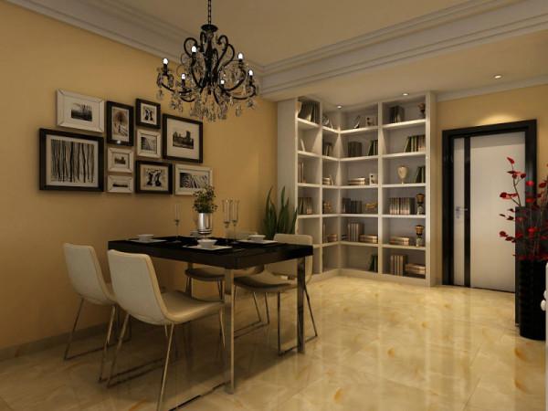 无论房间多大,一定要显得宽敞。不需要繁琐的装潢和过多家具,在装饰与布置中最大限度的体现空间与家具的整体协调。造型方面多采用几何结构,这就是现代简约风格。