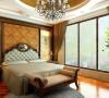 长滩壹号欧式风格三居室设计