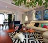 通过家具、吊顶、地面材料、陈列品 甚至光线的变化来表达不同功能空间 的划分,而且这种划分又随着不同的时间段表现出灵活 性、兼容 性和流动 性。