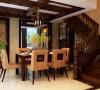 金地仰山东南亚风格loft设计